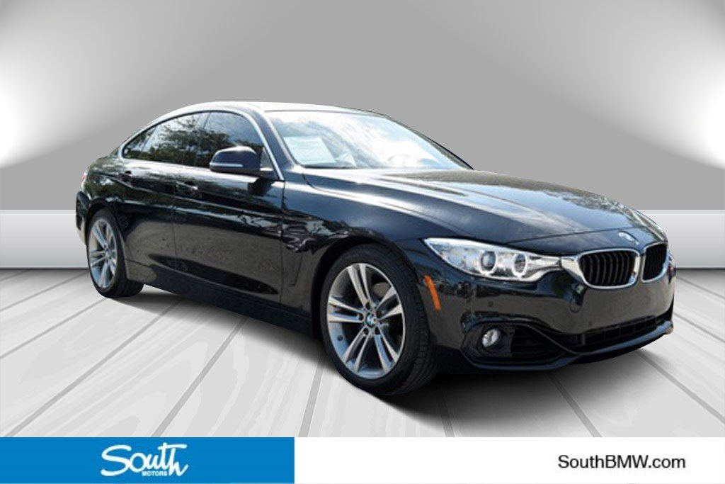 Certified Pre-Owned 2016 BMW 4 Series 428i Gran Coupe