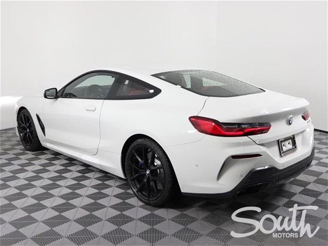 New 2020 BMW 8 Series coupe