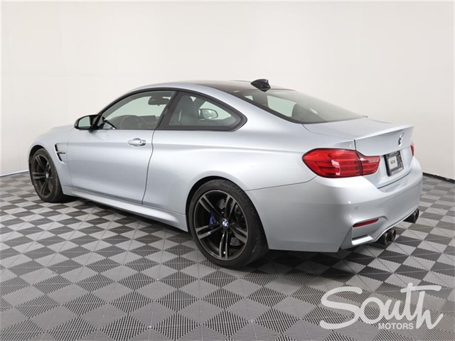 Pre-Owned 2016 BMW M4 coupe