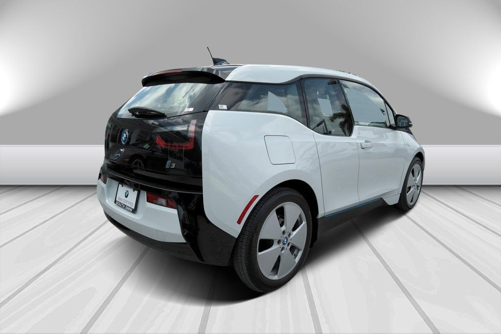 Certified Pre-Owned 2015 BMW i3 2 dr