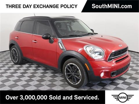 Pre-Owned 2016 MINI Cooper S Countryman 4 Dr