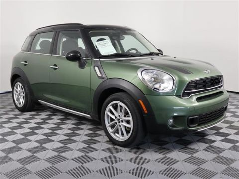 Pre-Owned 2016 MINI Cooper S Countryman 4D Sport Utility